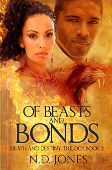Of Beasts and Bonds (Death and Destiny Trilogy, Book 2)