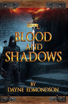 Blood and Shadows (The Shadow Trilogy, Book 1)