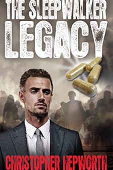 The Sleepwalker Legacy (Sam Jardine Crime Thriller, Book 1)