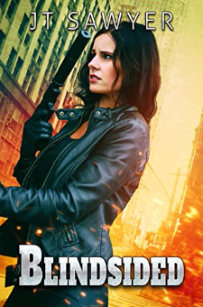 Blindsided (Mitch Kearns Combat Tracker Series, Book 4)