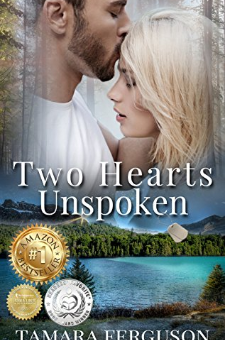 Two Hearts Unspoken (Two Hearts Wounded Warrior, Book 2)