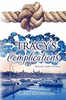 Tracy's Complications (Wallace Family Affairs)