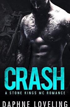 Crash (Stone Kings Motorcycle Club, Book 2)