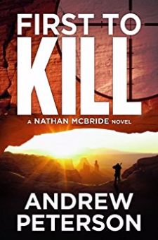 First to Kill (The Nathan McBride Series, Book 1)