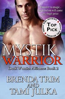 Mystik Warrior: (Dark Warrior Alliance, Book 2)