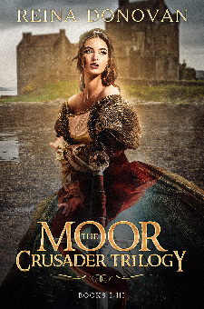The Moor Crusader Trilogy (Books 1-3)