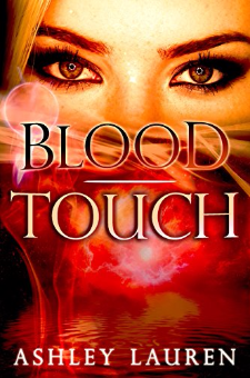 Blood Touch (Blood Ties, Book 1)