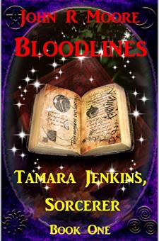 Bloodlines (Tamara Jenkins, Sorcerer, Book 1)
