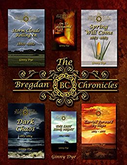 Storm Clouds Rolling In (Bregdan Chronicles, Book 1)