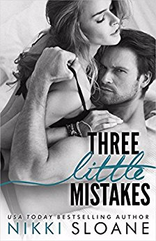 Three Little Mistakes (The Blindfold Club, Book 3)