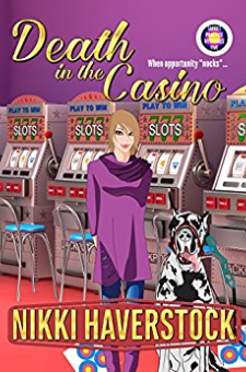 Death in the Casino (Target Practice Mysteries, Book 5)
