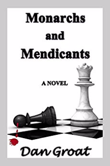 Monarchs and Mendicants (Gifford Ulrich, Book 1)