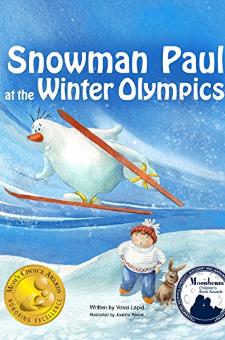 Snowman Paul at the Winter Olympics