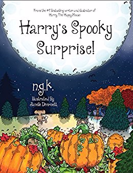Harry's Spooky Surprise! (Harry The Happy Mouse, Book 3)