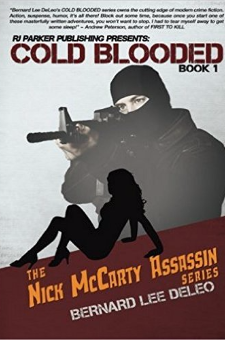 Cold Blooded Assassin (Nick McCarty Assassin Series,  Book 1)