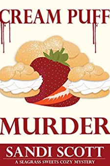 Cream Puff Murder (A Seagrass Sweets Cozy Mystery, Book 1)