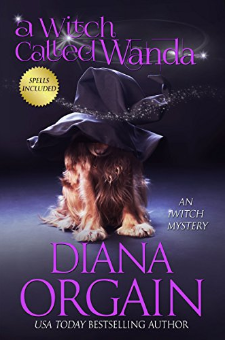 A Witch Called Wanda (An iWitch Mystery, Book 1)