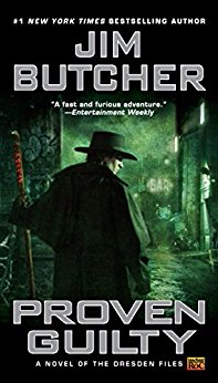 Proven Guilty (The Dresden Files, Book 8)