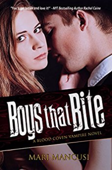 Boys that Bite (The Blood Coven Vampires, Book 1)