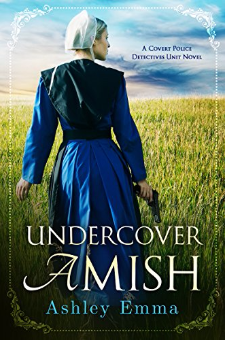 Undercover Amish (Book 1)