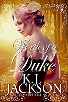 Worth of a Duke (A Lords of Fate Novel)