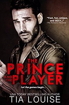 The Prince & The Player (Dirty Players, Book 1)