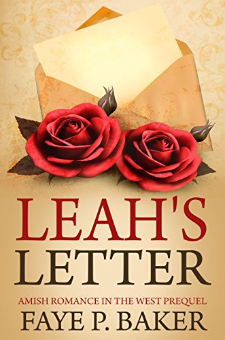 Leah's Letter (Amish Romance In The West, Prequel)