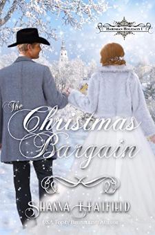 The Christmas Bargain (Hardman Holidays, Book 1)