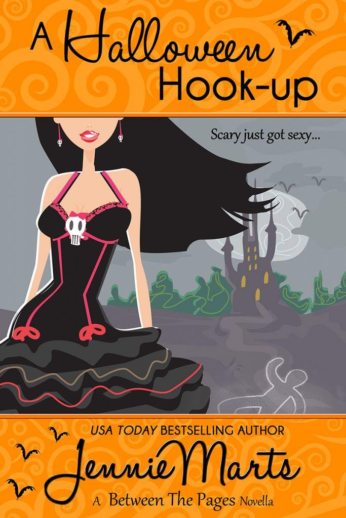 A Halloween Hookup