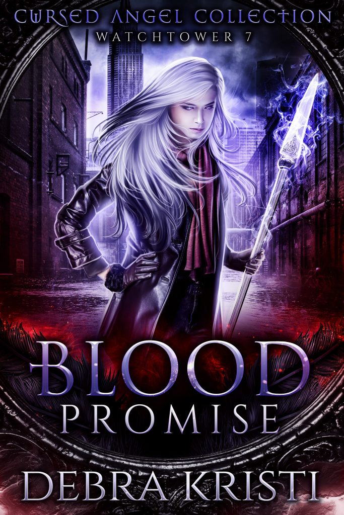 Blood Promise (Cursed Angel Collection)