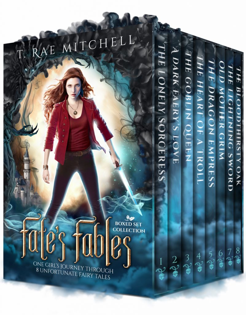 Fate's Fables (Collection)