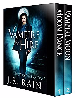 Vampire for Hire (Boxed Set, Books 1 and 2)