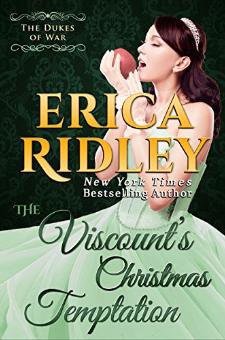The Viscount's Christmas Temptation (Dukes of War, Book 1)