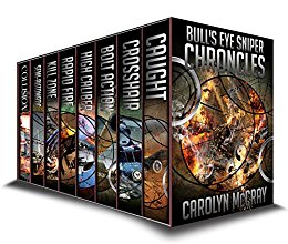 Bull's Eye Sniper Chronicles Collection (Betrayed Series Boxed Set, Book 2)