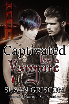 Captivated by a Vampire (Book 2)