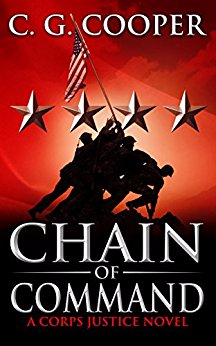 Chain of Command (Corps Justice, Book 9)