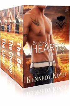 Blazing Hearts (Books 1-3)