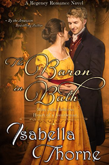 The Baron in Bath (Heart of a Gentleman, Book 4)
