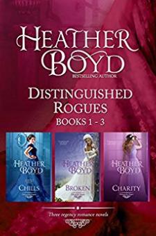Distinguished Rogues (Books 1-3)