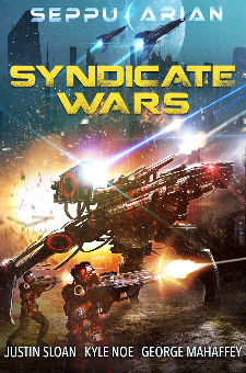Syndicate Wars (Books 1-3)