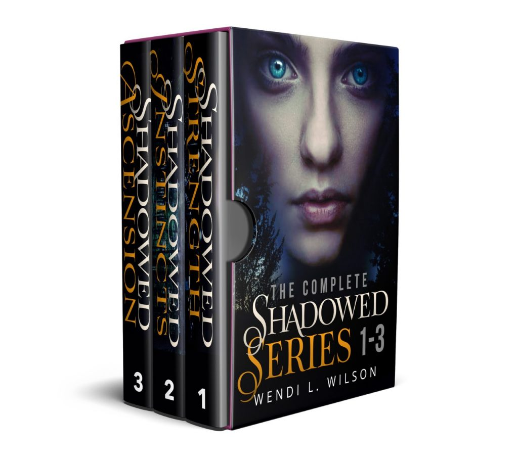 The Complete Shadowed Series