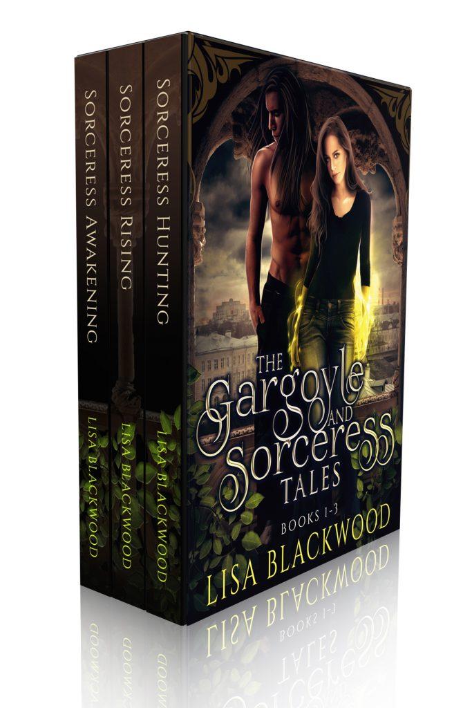 The Gargoyle & Sorceress (Books 1-3)