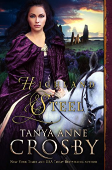 Highland Steel (Guardians of the Stone, Book 2)