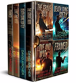The Sam Prichard Series (Books 1-4)