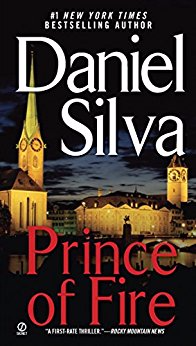 Prince of Fire (Book 5)
