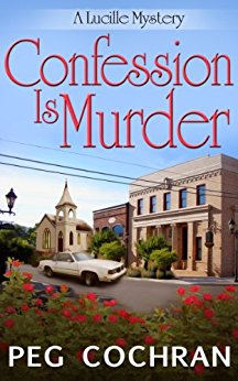 Confession Is Murder (Book 1)