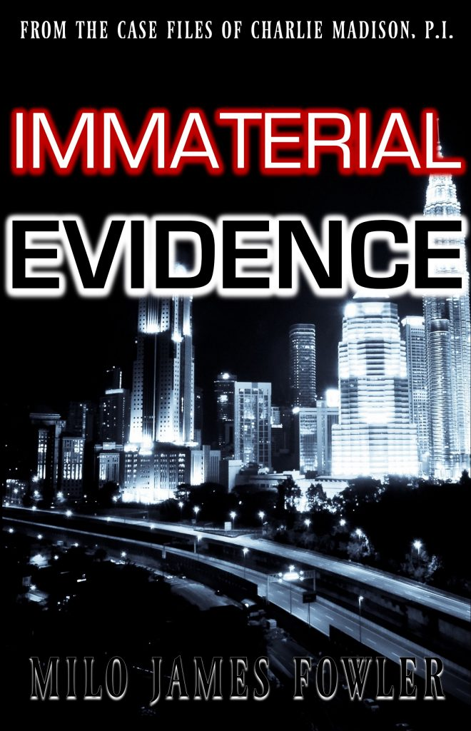 Immaterial Evidence (Book 2)