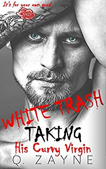 White Trash Taking His Curvy Virgin