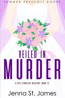 Veiled in Murder (Book 5)