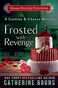Frosted With Revenge (Book 4)